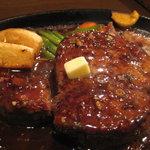ステーキハウスそむり - 「そむり」 ペッパーステーキ
