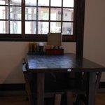 竜雲 - テーブル席