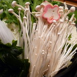 しゃぶしゃぶ にいむら - 野菜盛り