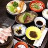 朝日堂 - 料理写真:注文しなくても出てくる定食(1050円)