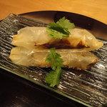赤坂 丈太郎 - 鶏のパラフィン紙包み揚げ