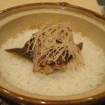 赤坂 丈太郎 - 鯛ご飯