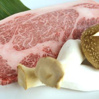 上質の牛肉・豚肉をご用意しています
