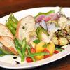 オブラ - 料理写真:本日の前菜五品盛り