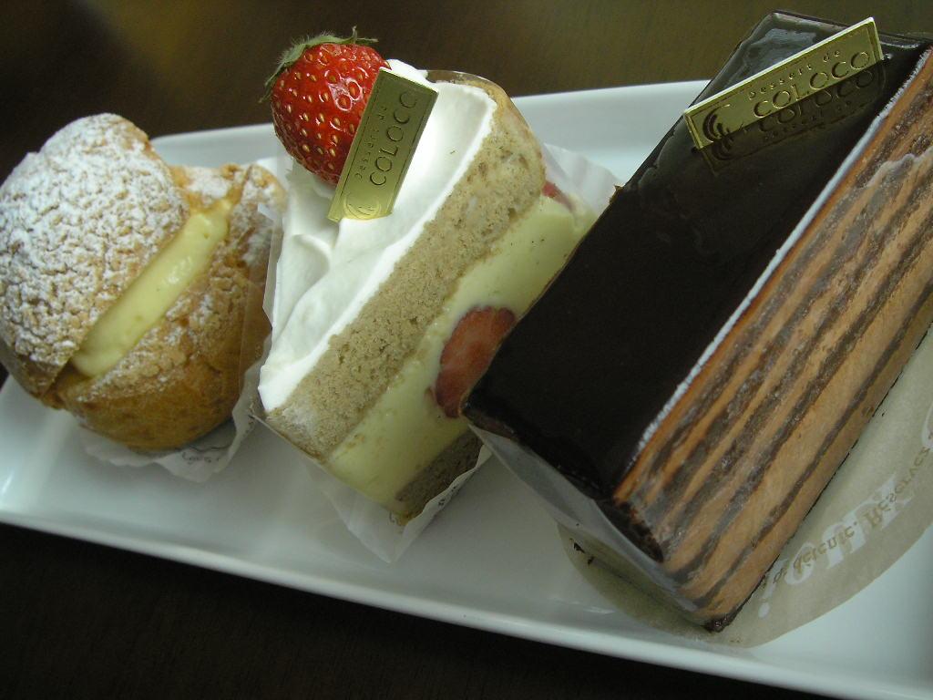 Dessert de COLOCO