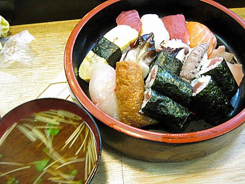 丸八寿司 滝子店
