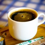 エクスペリエンス カフェ - 水出しcoffee 380円 スッキリして飲みやすいです!