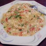 中華料理 珍味楼 - 海鮮あんかけチャーハン