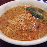 中華料理 珍味楼 - ごまたっぷり味噌坦々麺