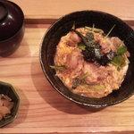 大戸屋 - 親子丼