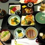 8110993 - お昼のお膳(3,500円)