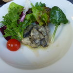 無彩庵 池田 - 料理写真:牡蠣がこんなに入っていました☆