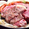ジンギスカン 十鉄 - 料理写真:厚切りから溢れ出る肉汁は最高に美味。