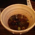 ススム - つけ麺(つけ汁)