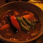 SOUP CURRY&HAMBURG 龍祈(TATSUKI) - 角煮カレー