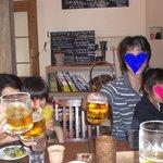 café+kitchen 北風と太陽 - 10人で乾杯~