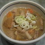 お食事・寿司処 ときわ - 料理写真:もつ煮込み