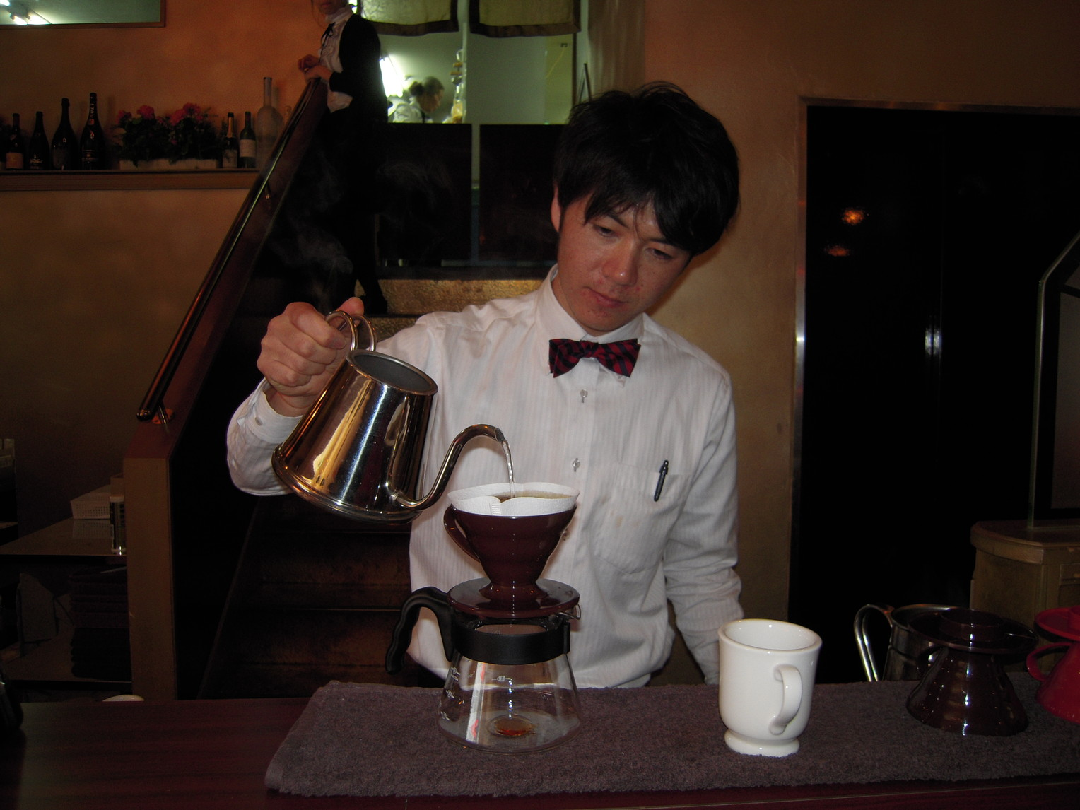 喫茶 神戸館