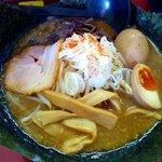 ら-めんもっちぃ - 黒こく黒麺