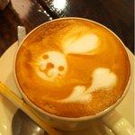 THE CAFE - うさぎさん?でしょうか?