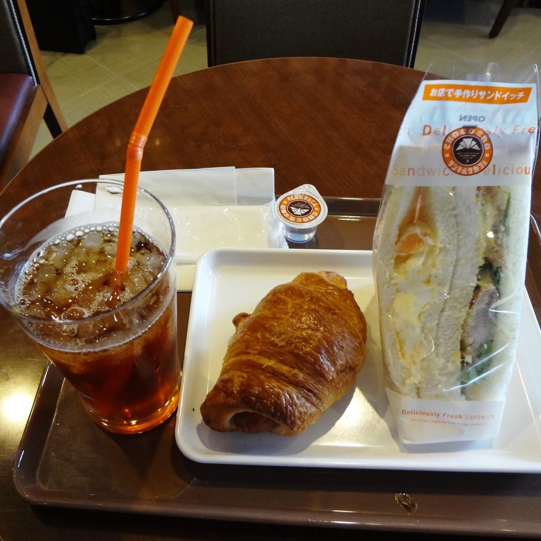 サンマルクカフェ 目黒西口店