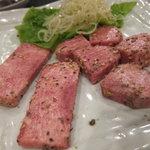 韓国料理とうがらし - 宮崎牛特選限定タン塩