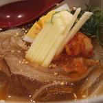 韓国料理とうがらし - 冷麺
