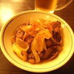 和田屋 - 肉豆腐