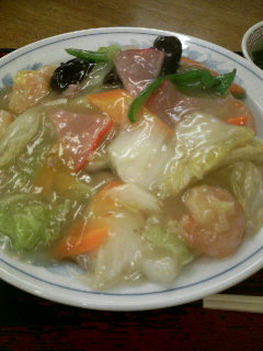 中華料理 正華 本宮店