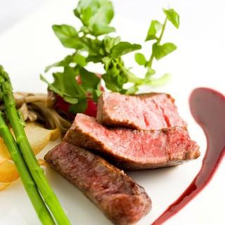 白金甚夢迎賓館 - お肉料理
