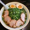 六本木らーめん 東京食品 まる彦 - 料理写真:たっぷりネギのねぎねぎ醤油