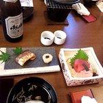 ささ亭 - 焼き物、刺身