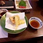 ささ亭 - 天ぷら