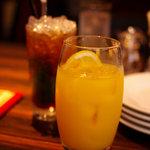 CAFE RIGOLETTO - トロピコ(ピーチ&マンゴー&オレンジのトロピカルな味わい) 500円