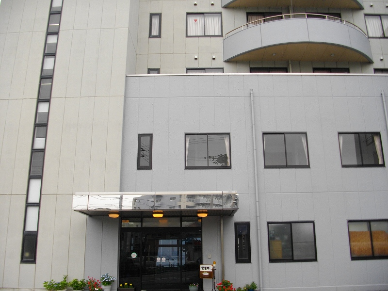 ベイサイドホテル龍宮