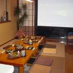 話食家 和 - 堀炬燵の部屋