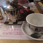 クレープリー・アルション - 思い出の紅茶 アルションブルー