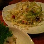 鳥蔵 - サラダ