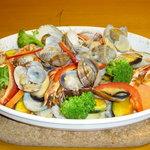 話食家 和 - 海鮮と根菜のグリル