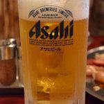 乃み助 - 生ビール大