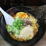 麺屋 一矢 - 黒ラーメン