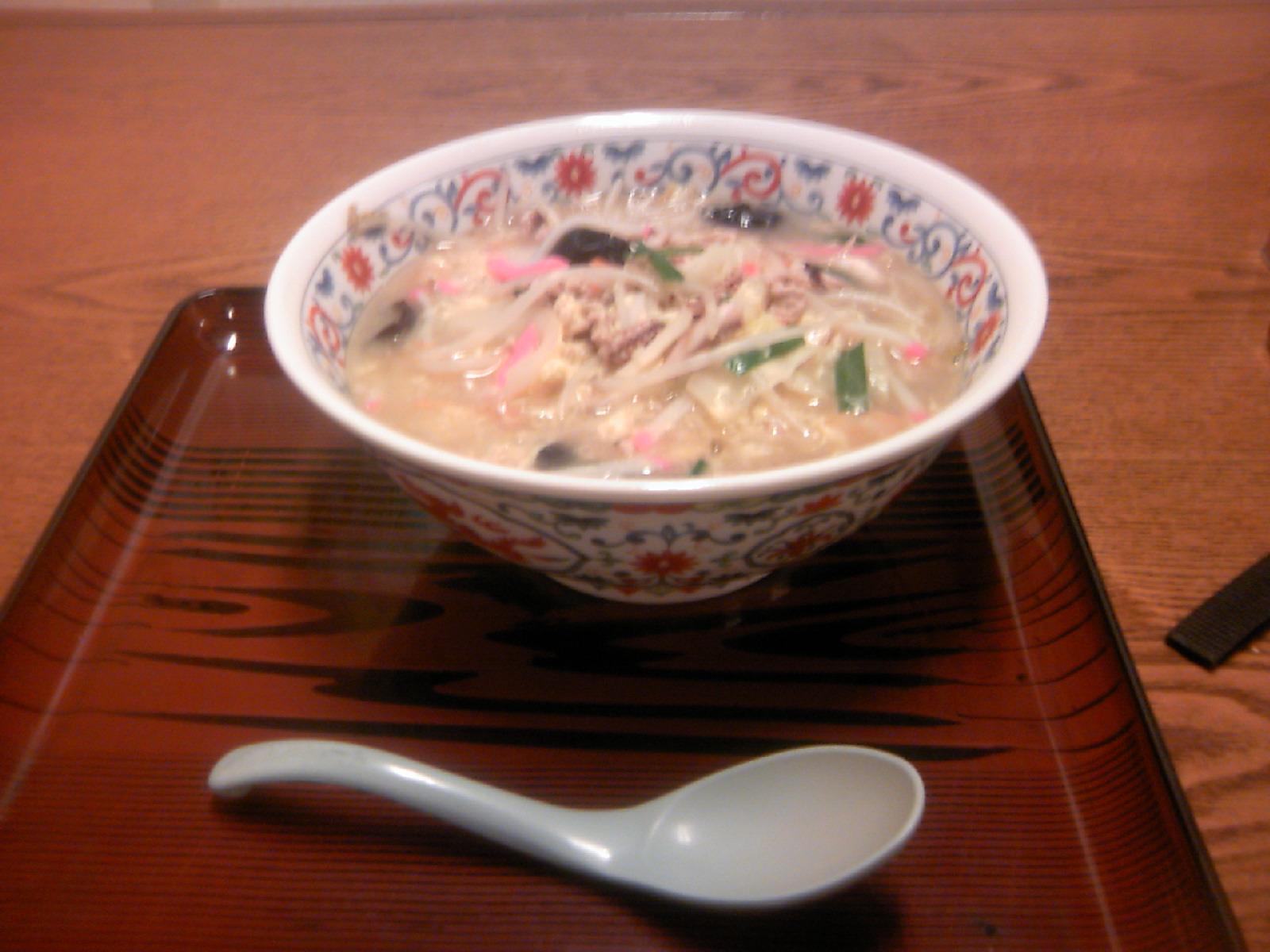 中華料理 なかみち