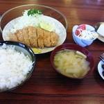 ふる川 - 日替わり定食 ¥780