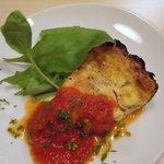 イタリア食堂 バール エノテカ - キッシュ