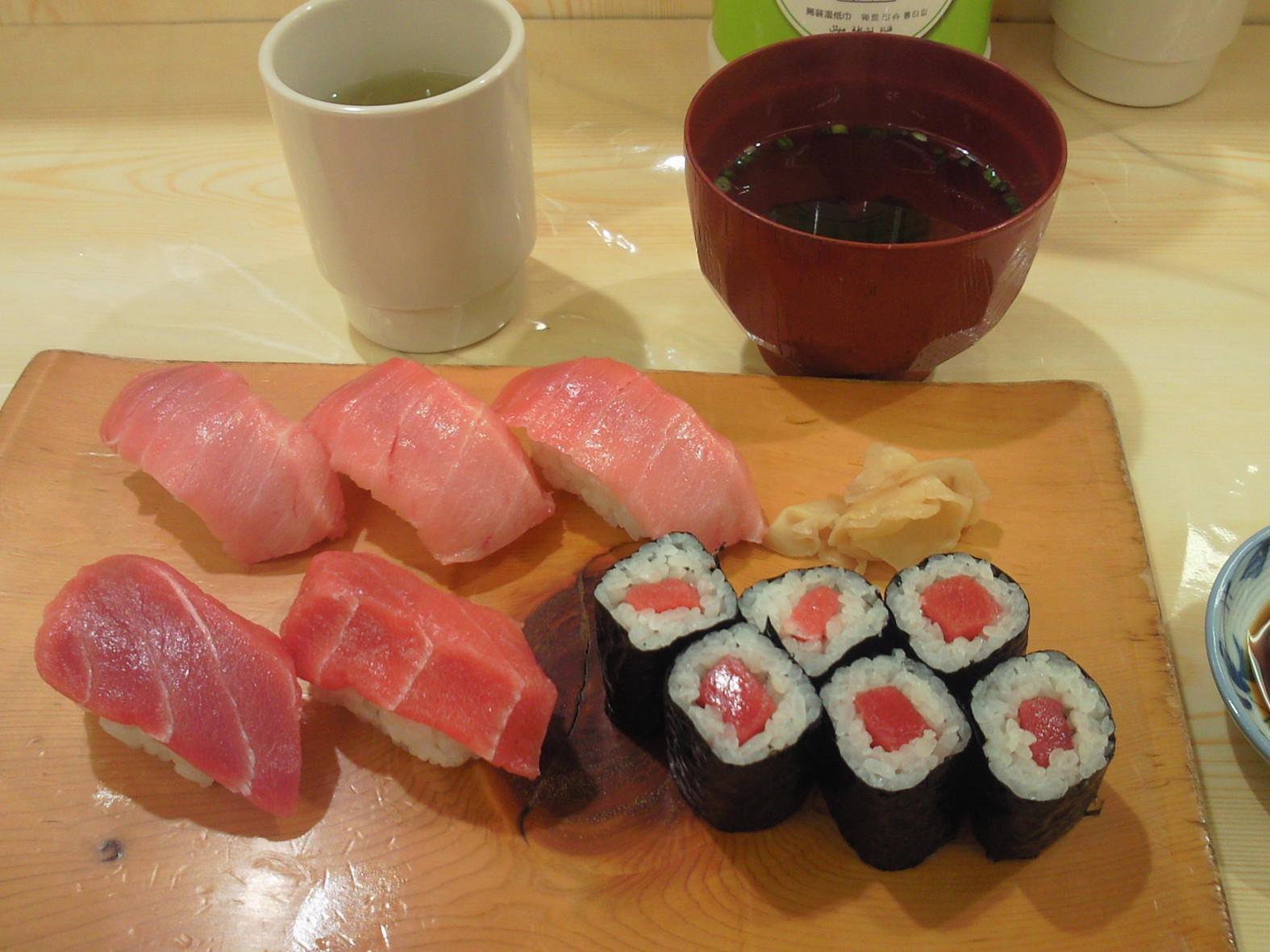 活魚寿司たちばな