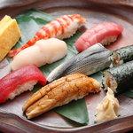 九段下 寿司政 - 料理写真: