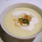 トックブランシュ - 2層になったスープ