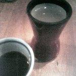 蔵 - そば湯
