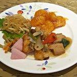 グランドプリンスホテル京都 中国料理 桃園 - 2皿目