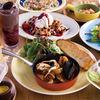 カフェ バイ ザ シー - 料理写真:素朴でカジュアル、作り手の温もり溢れる料理やデザートたち